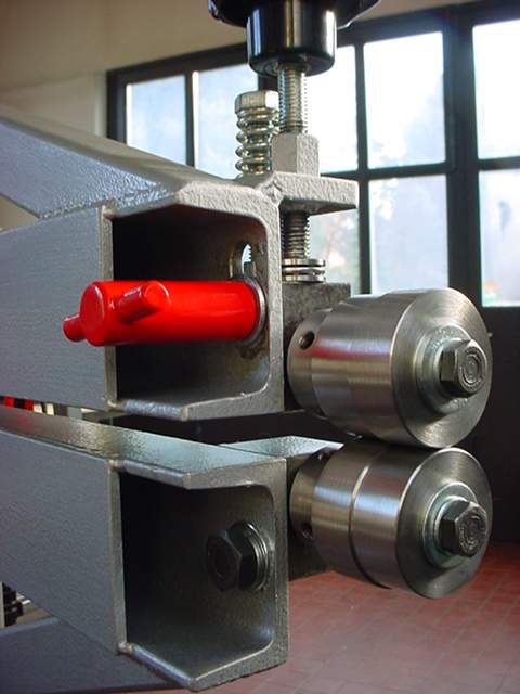 Sheet Metal Tools Bead Roller