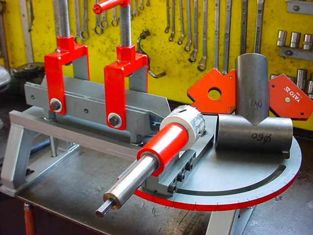 Tools For Notching Tube Notcher