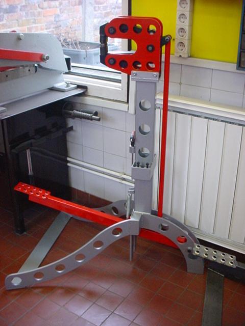 Sheet Metal Tools Shrinker Stretcher 2 Models