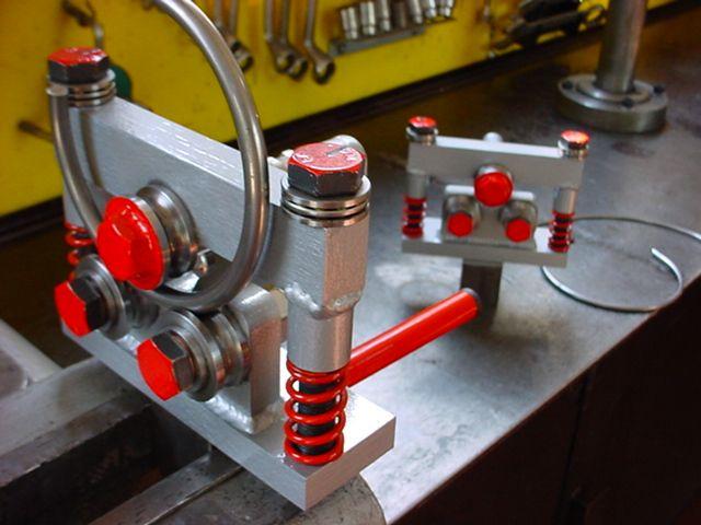 Biegen Und Ringbiege Werkzeuge Ringbiegemaschinen