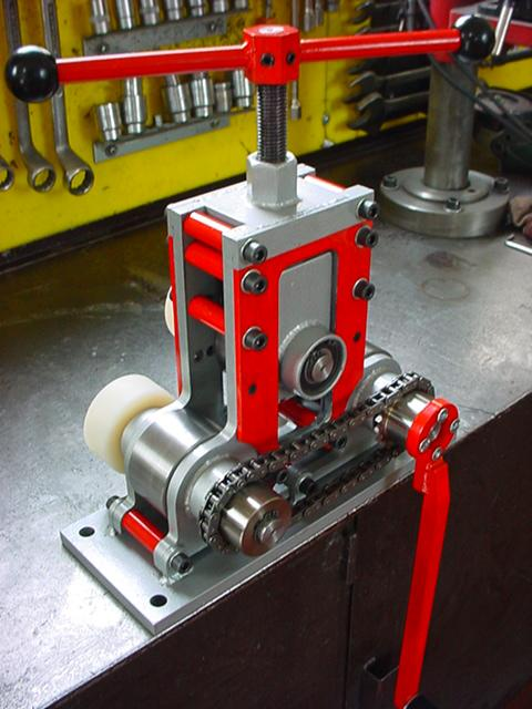 Bender Roller Tools Ring Rollers