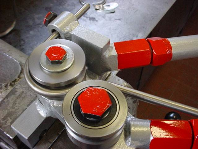 Bender Roller Tools Round Bar Benders
